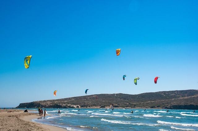 Greece Water Sports Destinations