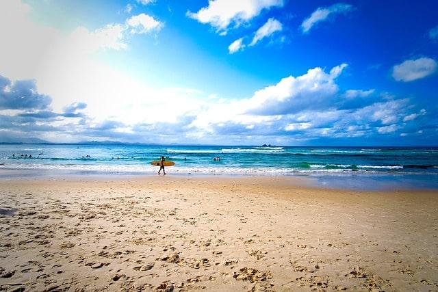 Australia Water Sport Destinations