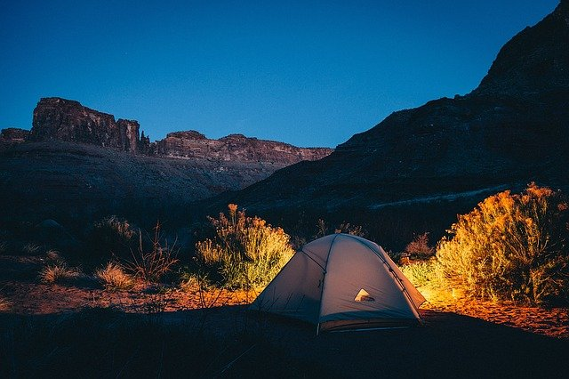 Back Country Camping Guide