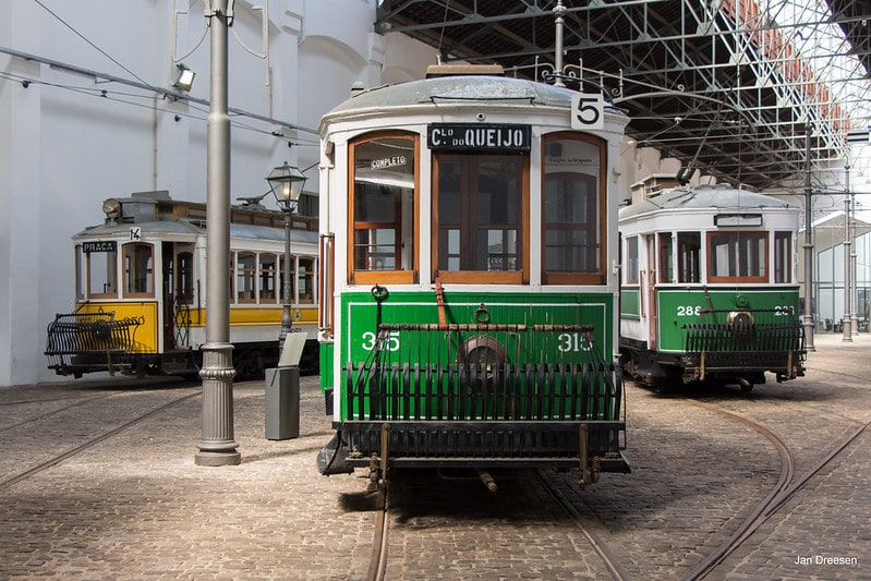 Porto Tram Museum