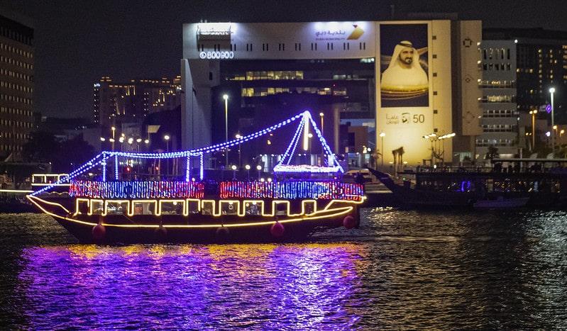 dhow Boat Excursion Dubai