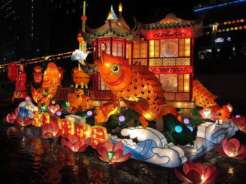 Korea Lantern Festival