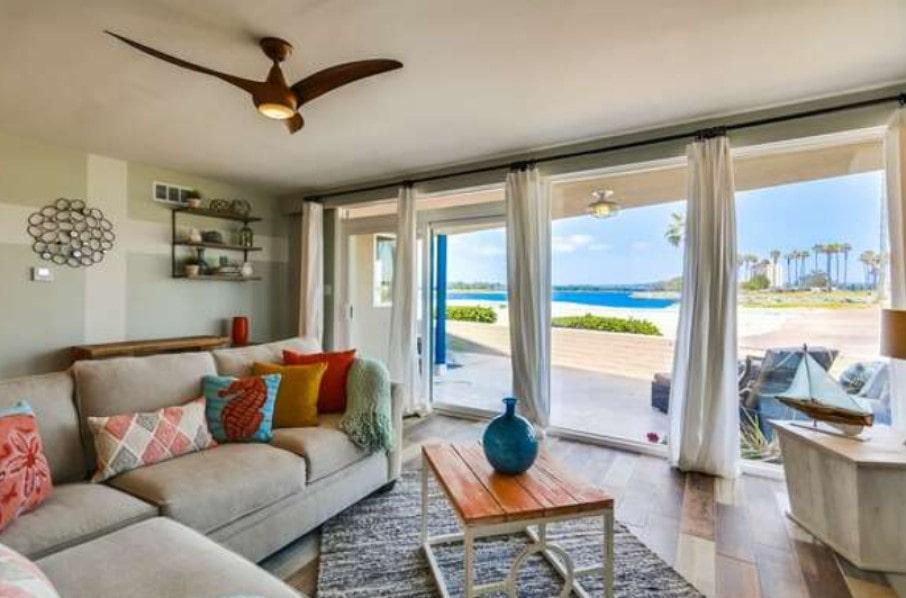 Bay Front Condo Vacation Rental