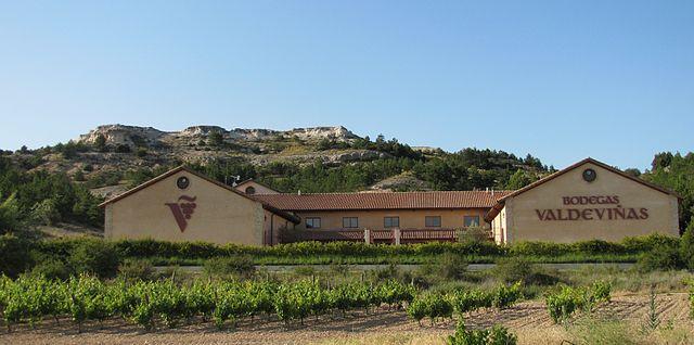 Ribera Wine Region Spain