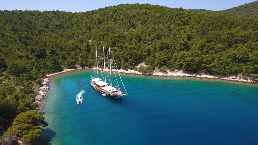 Croatia Yacht Charter Vacations