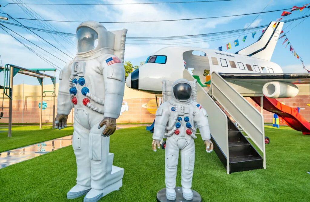 Galaxy Quest Vacation Rental