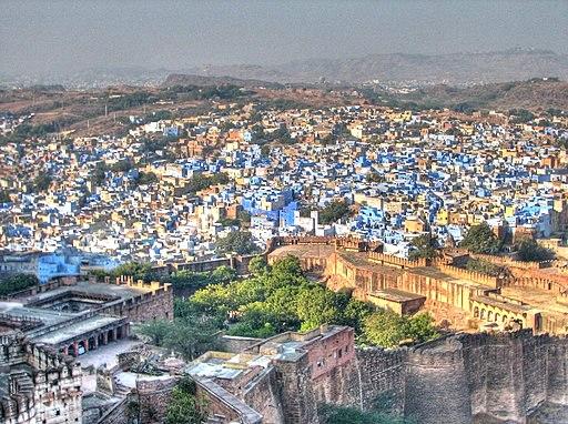 Jodhpur Blue City India
