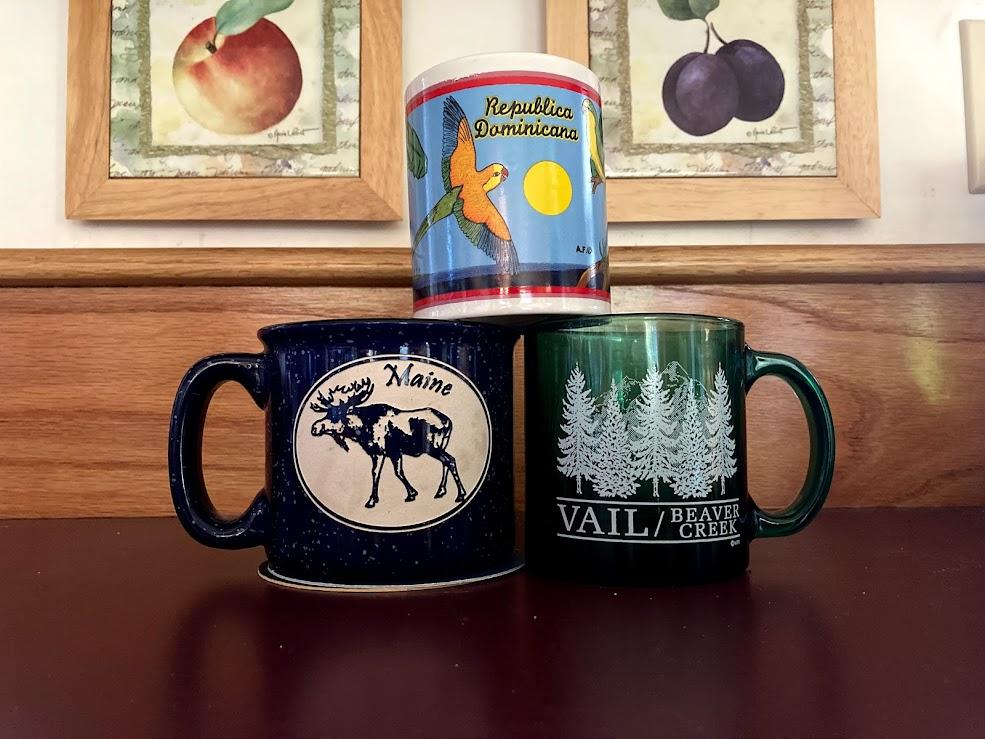 Souvenir Travel Mugs