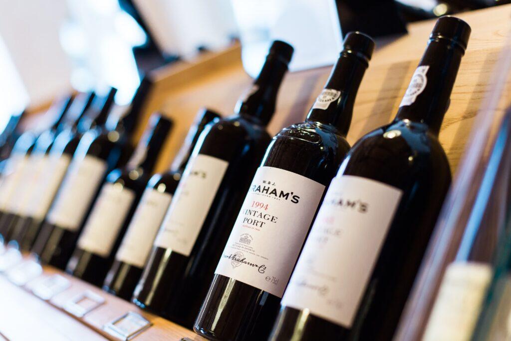 Port Wine from Porto Portugal