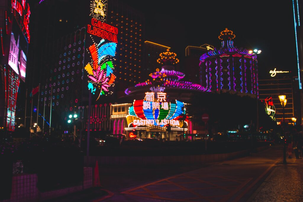 Macau Casinos