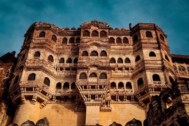 Mehrangarh Fort Judhpur India