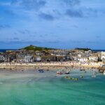 St. Ives, Conwall, England