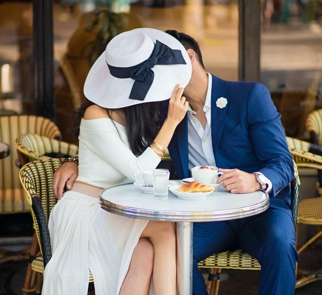 Romantic Sites Paris