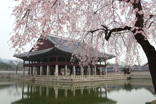 Seoul Korea Temples