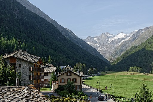Valnontey Valley Italy