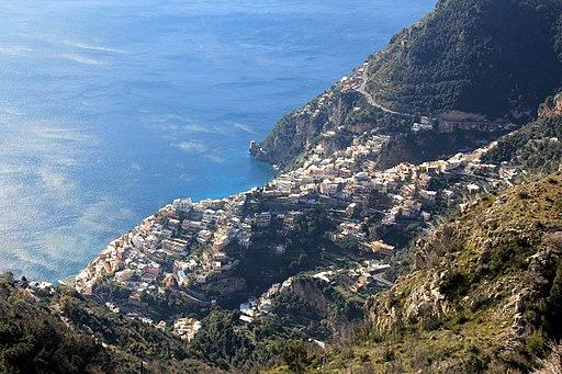 Sentiero Degli Dei HIke Italy
