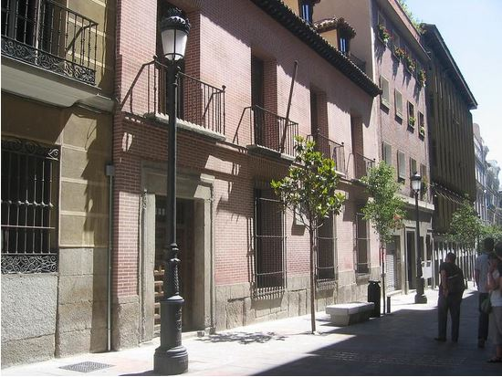 Madrid Famous Writers Tour