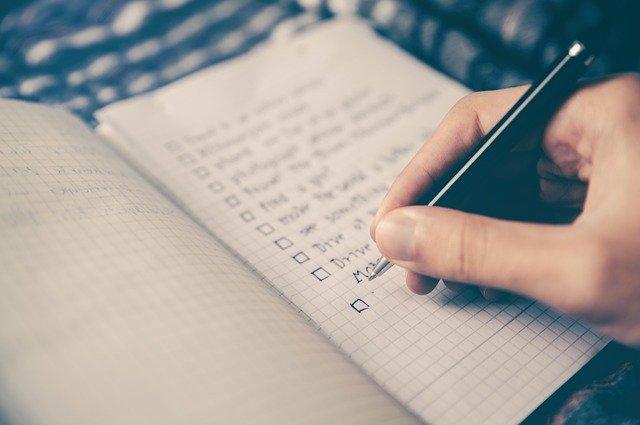 Gap Year Travel Checklist