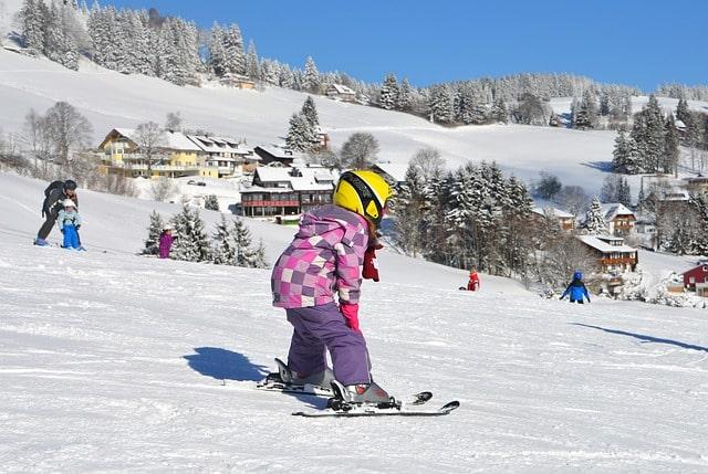 Beginner Ski Tips