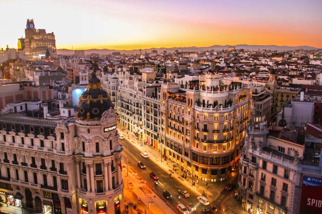 Spain Writers Tour