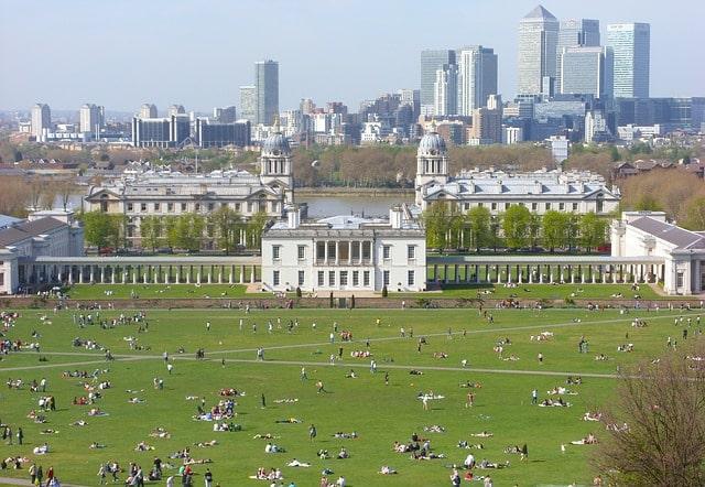 Greenwich Park Lonodon