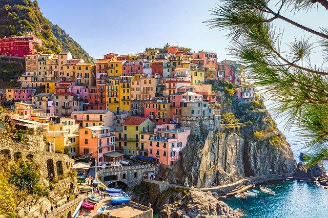 Cinque Terre Hike Italy