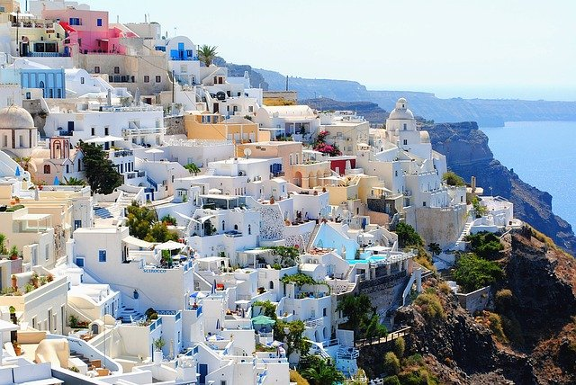 Santorini Honeymoons Greece
