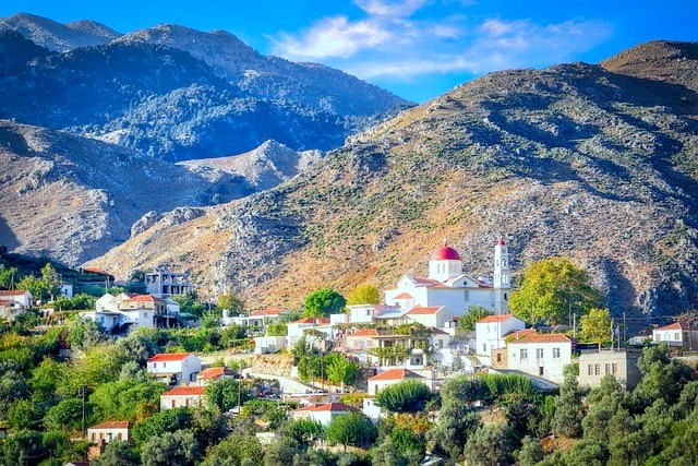 Greece Honeymoon Islands