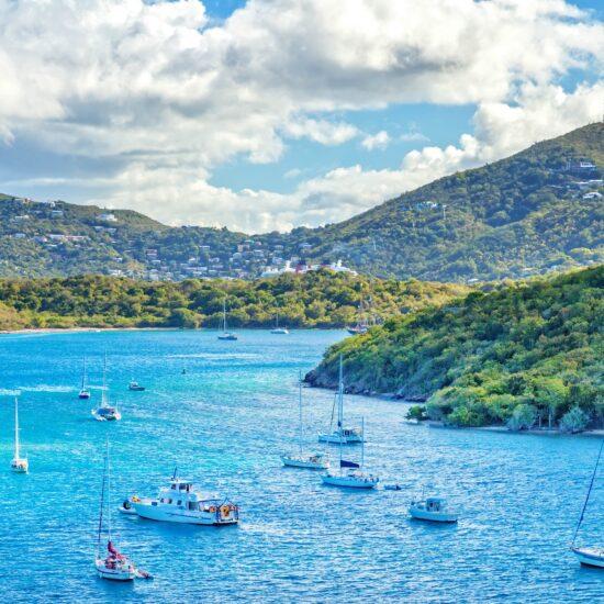 St. Thomas Boating