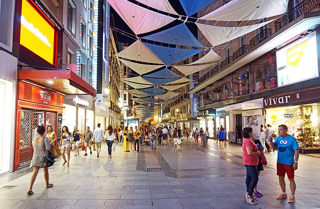 Best Places to Shop Madrid