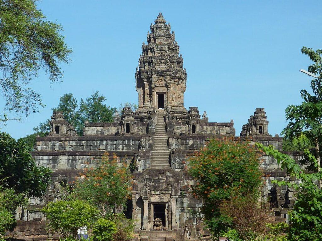 Rolus Temple Cambodia