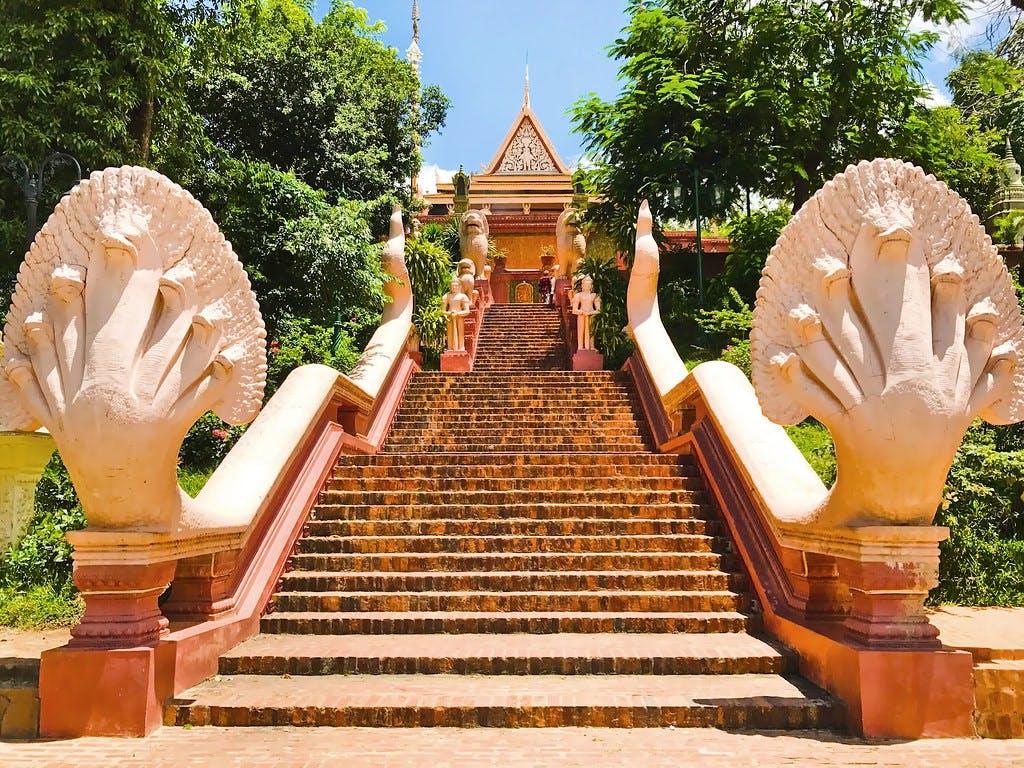 Wat Phnom Cambodia