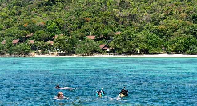 Phi Phi Island Family Vacations